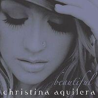 Beautiful (Christina Aguilera single - cover art)