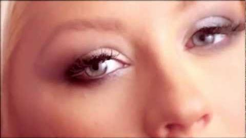Christina Aguilera - Lotus Intro Backdrop