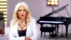 Christina+Aguilera+Outerwear+Blazer+5bVoBoATwFgx