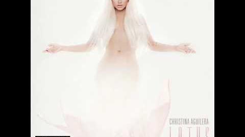 Christina Aguilera 14. Light Up The Sky
