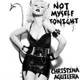 Not Myself Tonight (song)