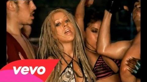 Christina Aguilera featuring Redman - Dirrty-0