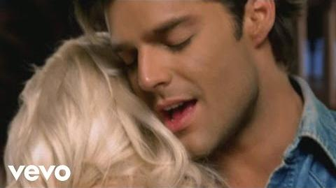 Ricky Martin - Nobody Wants to Be Lonely-0
