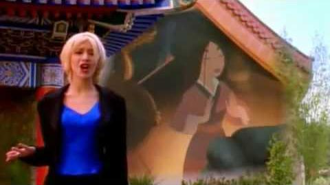 Christina Aguilera - Reflection-1