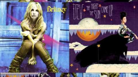 DEV vs. Britney Spears - Bass Down Low I'm A Slave 4 U