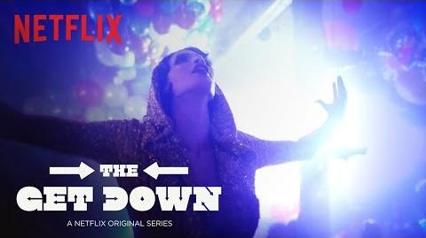 """The Get Down """"Telepathy"""" by Christina Aguilera"""