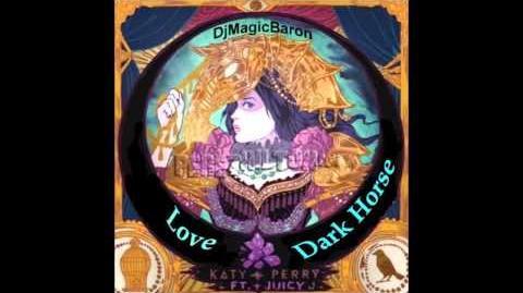 Katy Perry vs Maroon 5 Love Darkhorse mashup