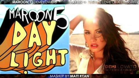 Maroon 5 Vs. Demi Lovato - Daylight (Mashup)