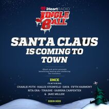 Dominic Roberti and Jamal Robinson-Brown's Christmas CD Single