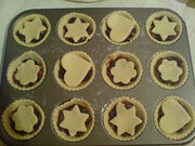 Pre-baked Mince Pies