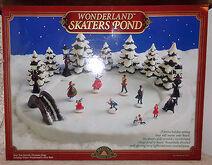 Wonderland Skaters Pond
