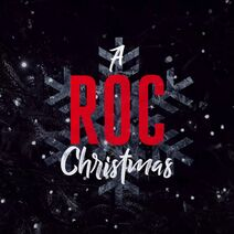 Dominic Roberti and Jamal Robinson-Brown's Christmas CD Roc Compilation