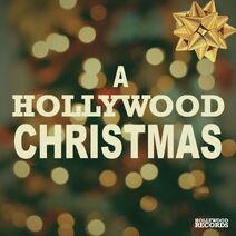 Dominic Roberti and Jamal Robinson-Brown's Christmas CD Hollywood Compilation