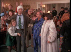 Audrey Griswold Christmas Vacation.National Lampoon S Christmas Vacation Christmas Specials