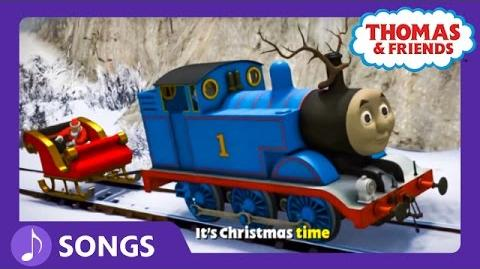 It's Christmas Time Steam Team Holidays Thomas & Friends