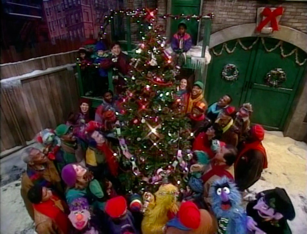 Image - Elmo-saves-christmas-06.jpg | Christmas Specials Wiki ...