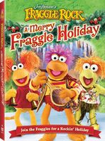A Merry Fraggle Holiday DVD