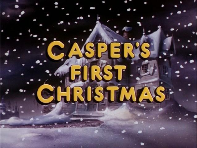 Hanna Barbera Christmas Dvd.Casper S First Christmas Christmas Specials Wiki Fandom