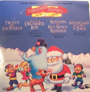 Image - Rankin-Bass Christmas Laserdisc.jpg | Christmas Specials ...