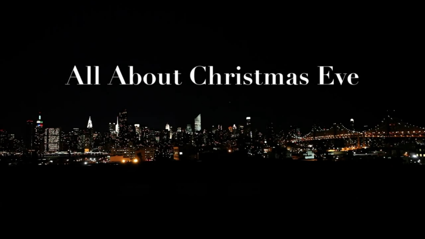 All About Christmas Eve.All About Christmas Eve 2012 Christmas Specials Wiki