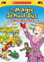The Magic School Bus Holiday Special 2012 DVD