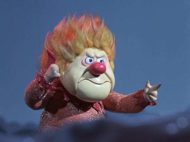 Heat Miser Christmas Specials Wiki Fandom Powered By Wikia
