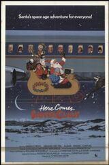 Here Comes Santa Claus (film)