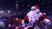 Miraculous Ladybug Santa Claws