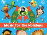 PBS Kids Music for the Holidays