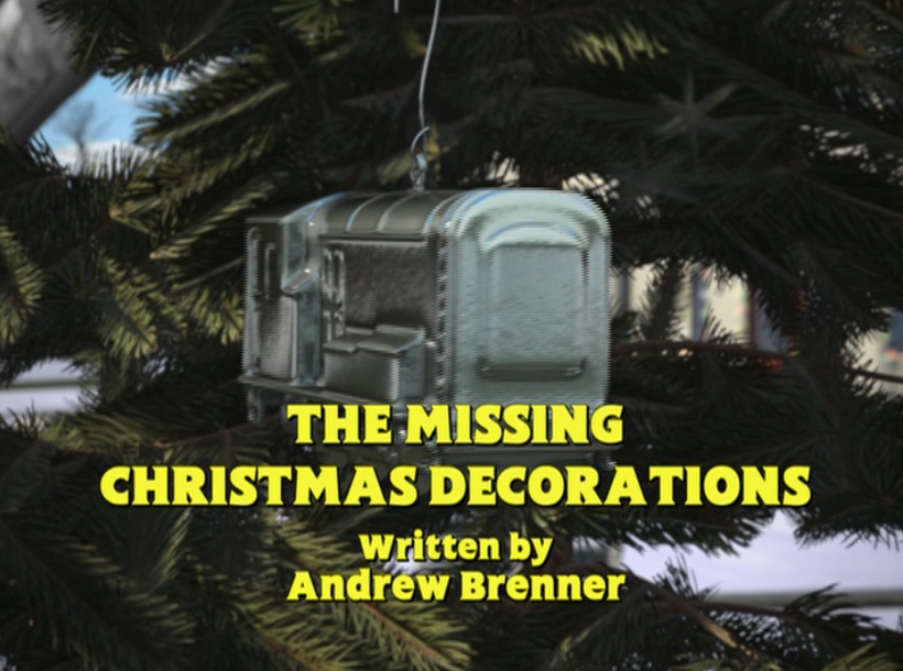 The Missing Christmas Decorations Christmas Specials Wiki Fandom