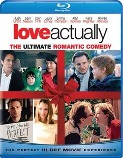 LoveActually Bluray