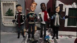 Krusty The Snowman - A Very Pentatonix Christmas