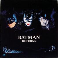 BatmanReturns Laserdisc 1992