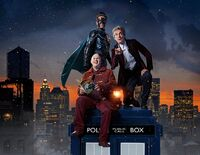 DW The Return of Doctor Mysterio