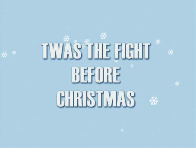Ppg Twas The Fight Before Christmas.The Powerpuff Girls Twas The Fight Before Christmas