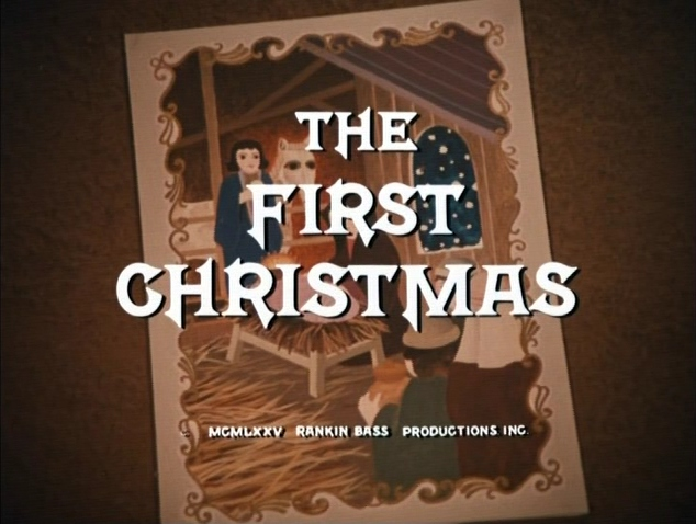 The First Christmas: The Story of the First Christmas Snow ...