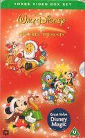 Disney christmas video box