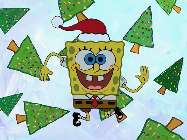 Spongebob Christmas Special.Spongebob Squarepants Christmas Specials Wiki Fandom