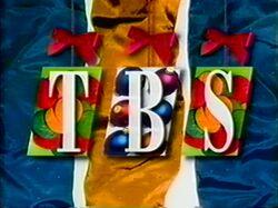 TBS Christmas logo