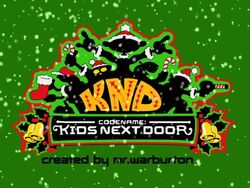 KND Christmas opening