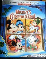 Mickey's Christmas Carol Muti-Screen Edition Blu-Ray