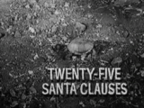 Twenty-Five Santa Clauses