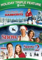 Holiday in Handcuffs Snow Snow 2 Triple Feature DVD