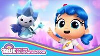 Meet the Ice Queen and Icy the Ice Crystal Winter Wishes True and the Rainbow Kingdom