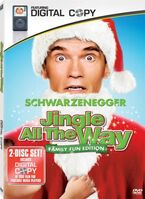 Jingle All The Way Family Fun Edition 2 Dsic DVD
