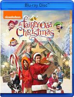 A Fairly Odd Christmas Blu-ray