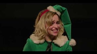 Last Christmas Exclusive Clip for Email Subscribers Bloopers