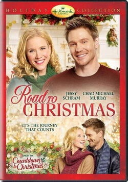 Road to Christmas DVD