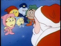 Pacs and Santa