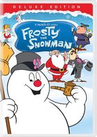 Frosty The Snowman DVD 2018